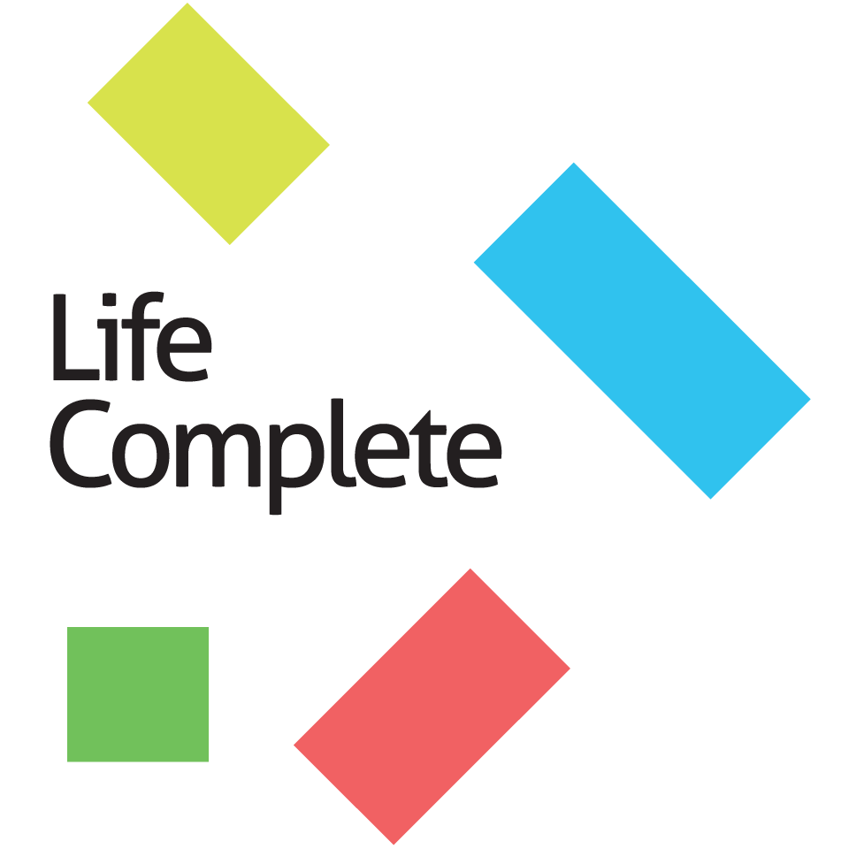 Logo of Life Complete Coaching with Chris Cooper